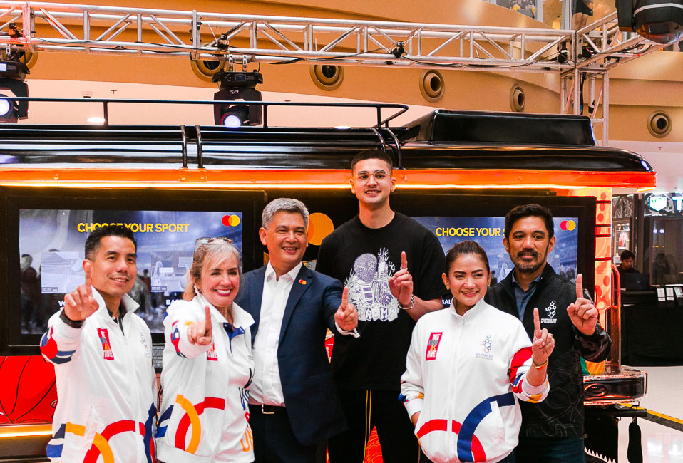 Mastercard rallies Filipinos to support the 2019 Southeast Asian Games