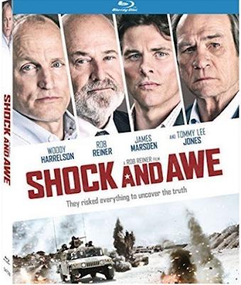 Shock and Awe  [2017] [BD25] [Latino]