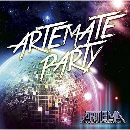 [Album] ARTEMA – Artemate Party (2015.08.19/MP3/RAR)