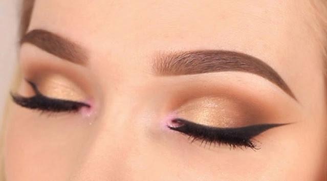 Tips Membingkai Mata Dengan Benar