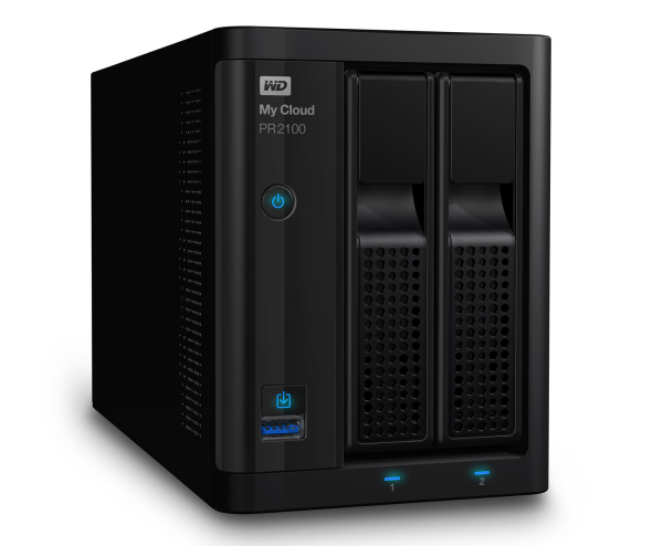 Western Digital My Cloud Pro Series PR2100 16TB