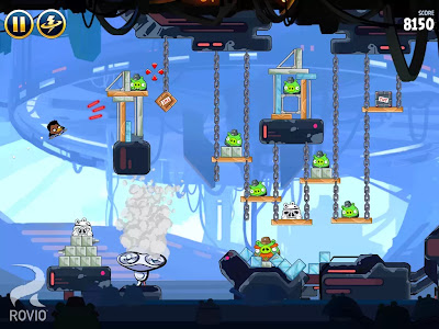 Angry Birds Star Wars gratis para android