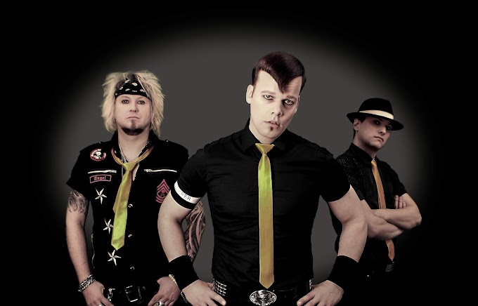 Sloppy Joe's: Driven To Rock