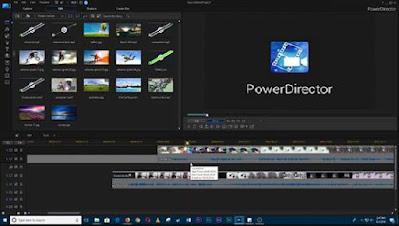 aplikasi edit video pc cyberlink powerdirector