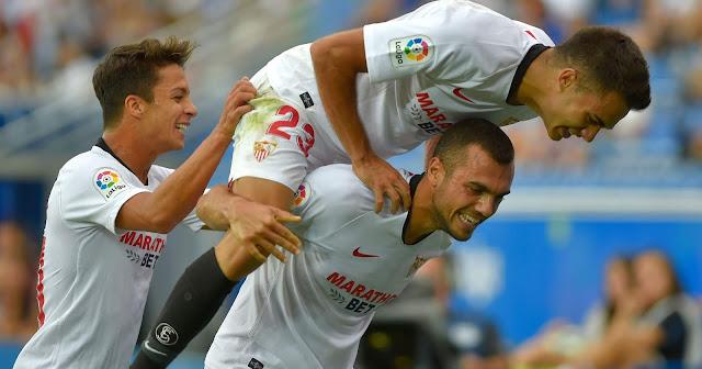 La Liga   Sevilla liderlik koltuğuna oturdu...