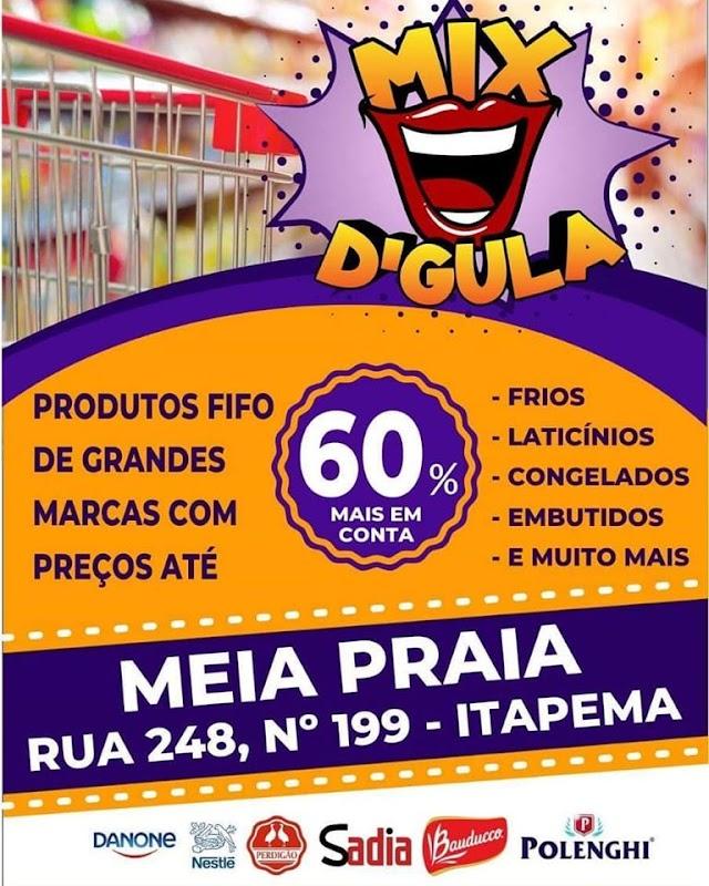 Mix D' Gula Bairro Meia Praia Itapema