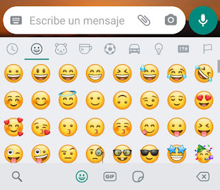 activa los stickers animados de Whatsapp