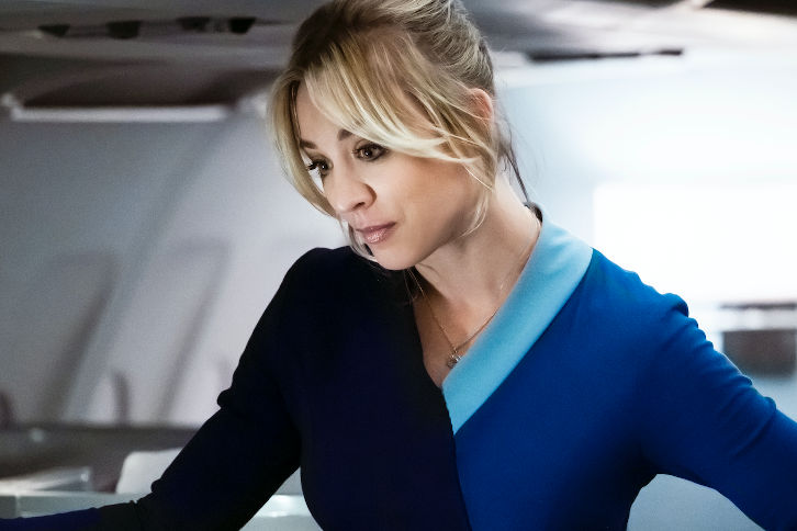 The Flight Attendant - Season 1 - First Look Teaser Promo + Promotional Photos