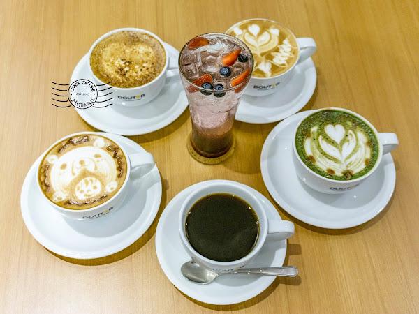 Japan's Doutor Coffee @ Gurney Plaza, Penang