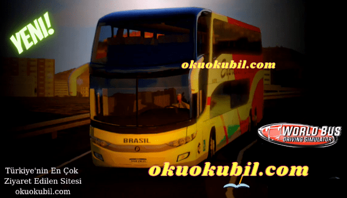 World Bus Driving Simulator v1.26 Kilit Açık + Para Hileli Mod APK