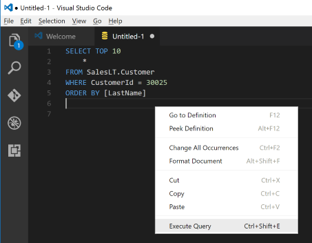 MatticusAU Blog: Why VSCode has replaced Management Studio as my