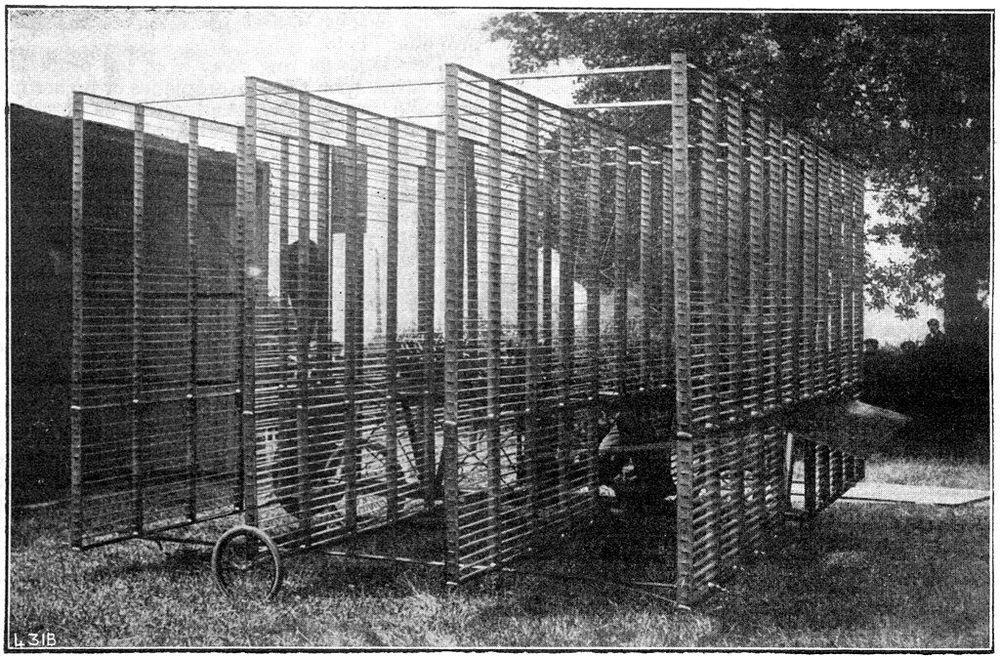 Horatio Phillips's flying machine