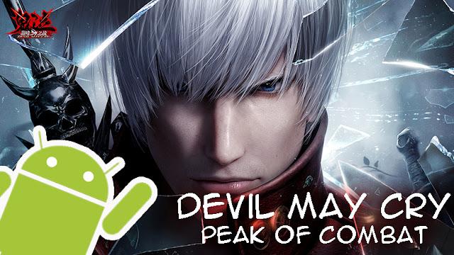 Devil May Cry Peak of Combat