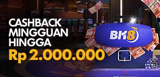 Klaim Bonus Rp. 2000.000