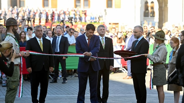 Több mint 12 ezer településnév emlékeztet a Trianon előtti Magyarországra