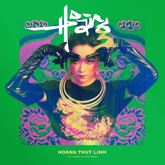 album Hoàng Thùy Linh - HOÀNG (Vol.3)