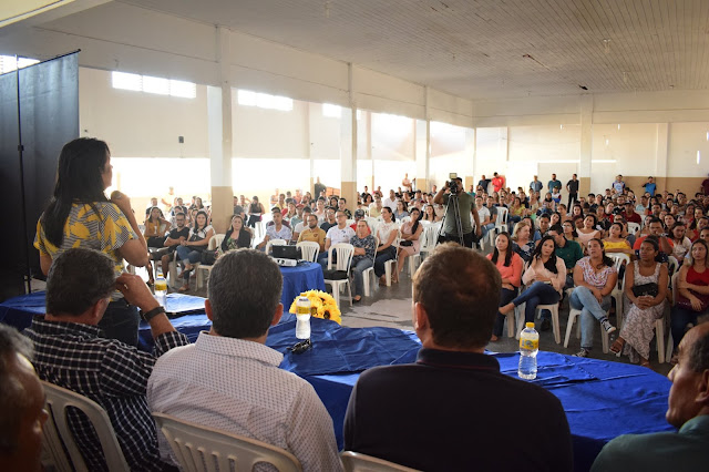 Prefeitura realizou a cerimônia de Homologação do Concurso Público 2019