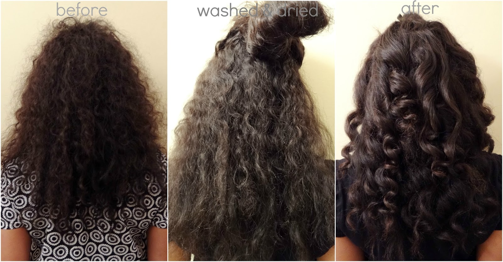 Before Amp After Cloud 9 Curling Wand Nmbeauty Baby