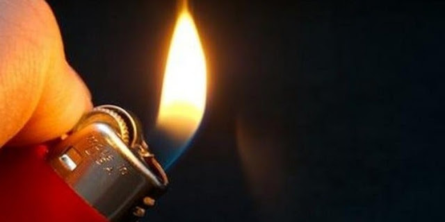 مضطرب عقلي يضرم النار في منزل والدته ضواحي إقليم العرائش