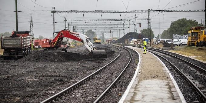 Eurómilliárdos vasúti fejlesztések jöhetnek a nyáron