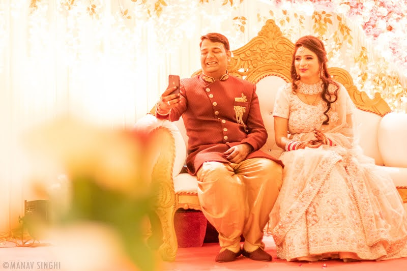 Girish + Rehana = Candid Wedding Photography - Jaipur.