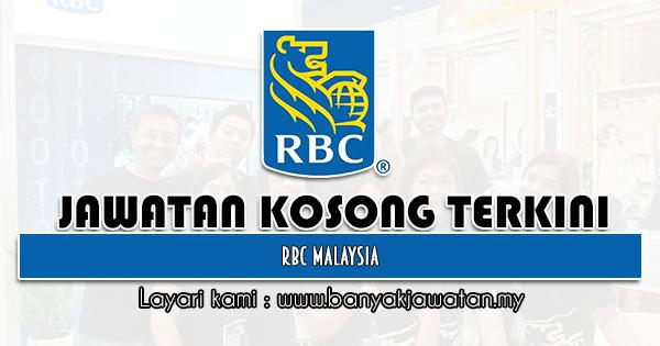 Jawatan Kosong 2021 di RBC Malaysia