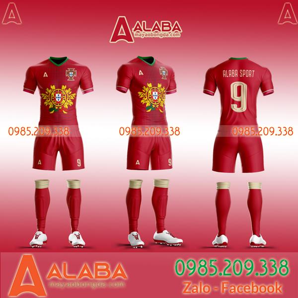 Áo  Bồ Đào Nha tự thiết kế