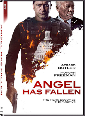 Angel Has Fallen [2019] [DVD R1] [Latino]