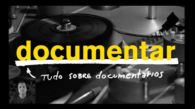 Cineasta lança canal no YouTube para falar de documentários