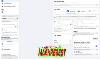 كيفية البث على Facebook Gaming ونشرها