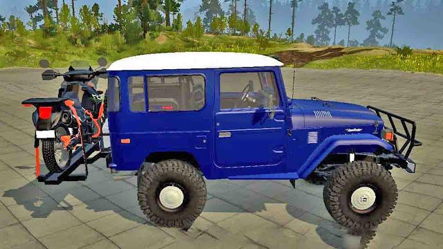 Mod Toyota fj 40 v1