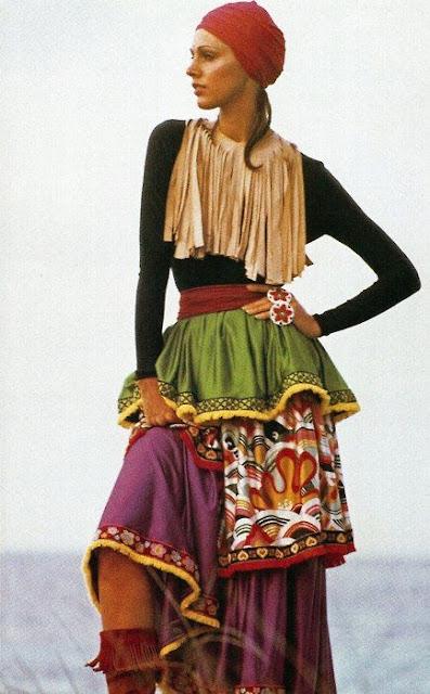 Gypsy inspired