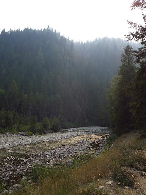 Kootenay Pass Rest Stop