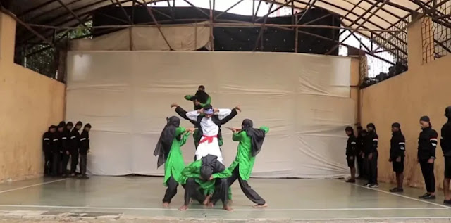 Tribute to Indian ARMY and Commandos by R Brother's Dance Crew