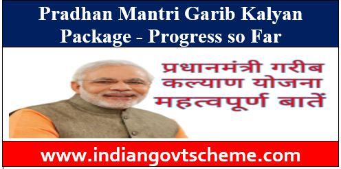 Garib Kalyan Package
