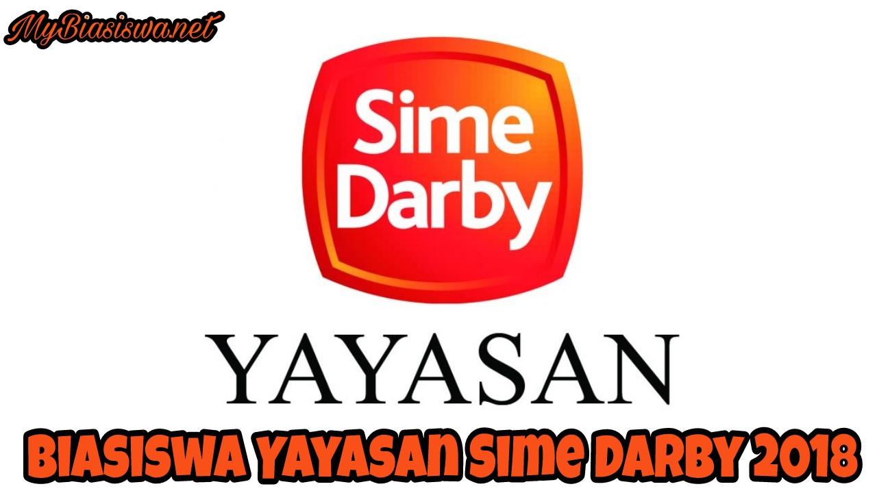 Permohonan Biasiswa Yayasan Sime Darby 2019 Online