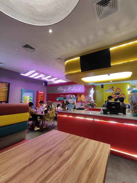 Jinjja Chicken - Satu Lagi Tempat Makan Korea di Medan (Part 2)