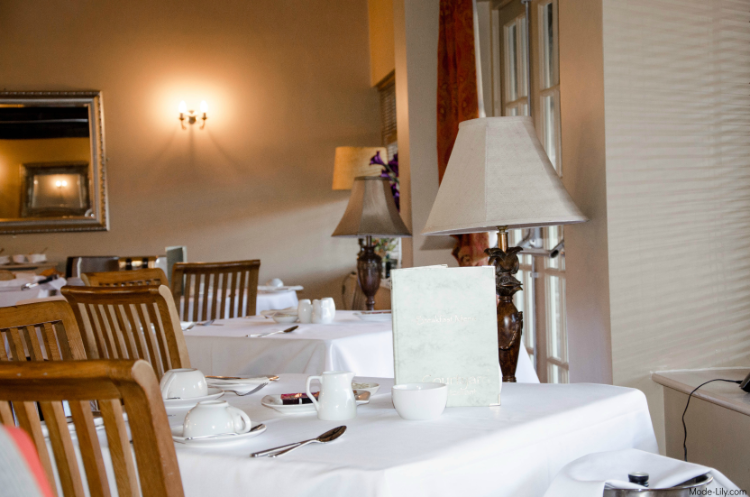 Travel Diary: Ox Pasture Hall Hotel