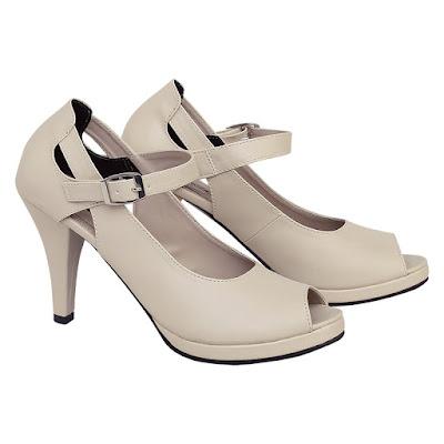 Sepatu High Heel Wanita Catenzo AC 809