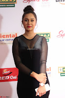 Vennela in Transparent Black Skin Tight Backless Stunning Dress at Mirchi Music Awards South 2017 ~  Exclusive Celebrities Galleries 023.JPG