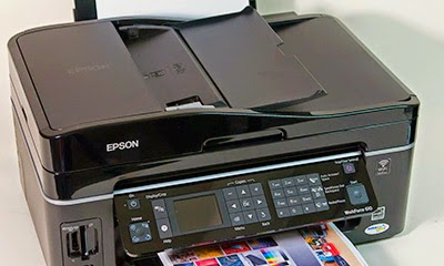 epson workforce 610 printer error