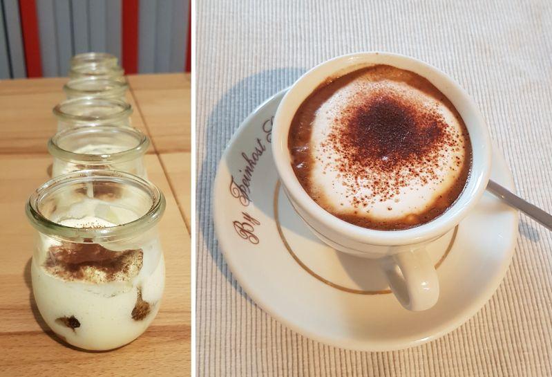 Tiramisu - Cappuccino