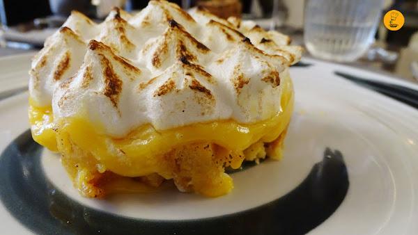 Torta de limón Fina Catalina