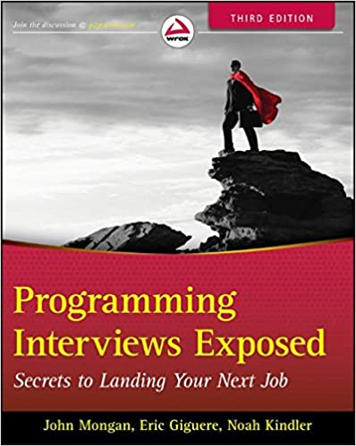 programming interviews exposed 4th edition pdf free download