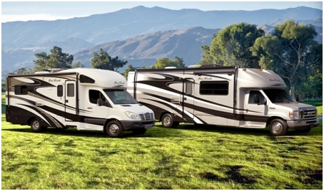 buy a motor home