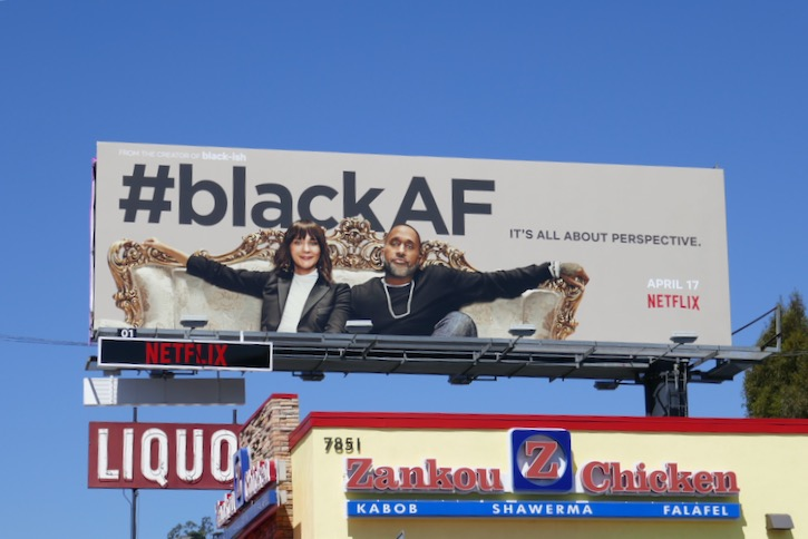 blackAF season 1 billboard