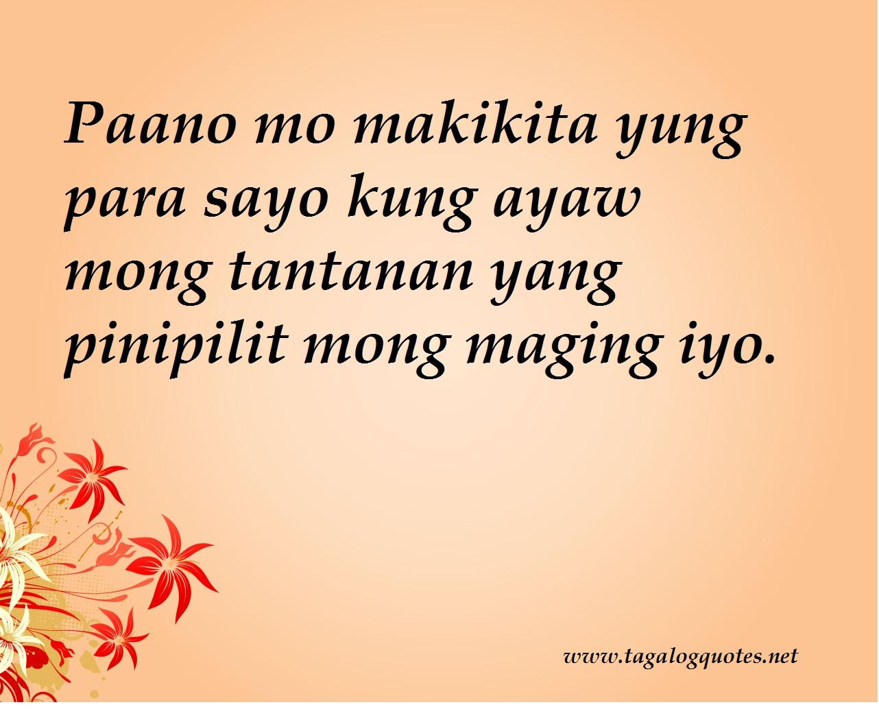 Quotes Mga Kabit Para Sa