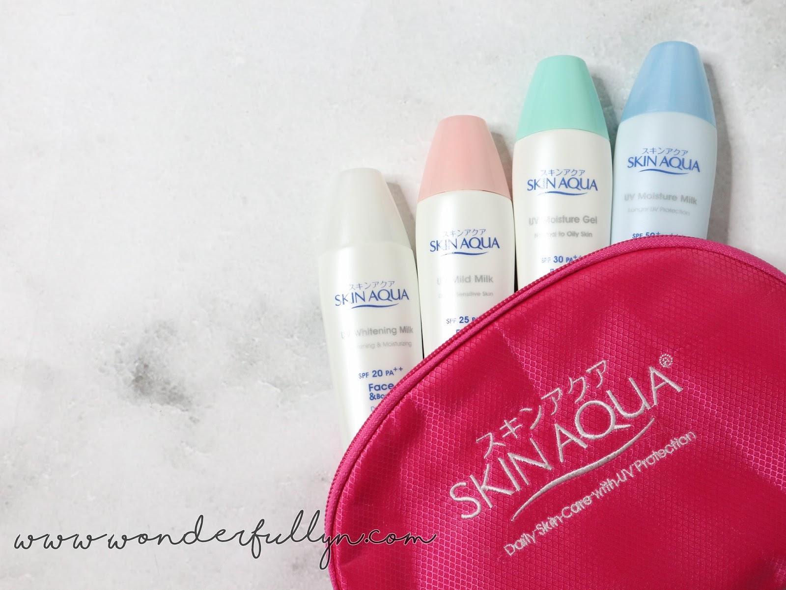 Review Skin Aqua Uv Moisture Gel Milk 40g Spf 30 Buat Kamu Yang Pingin Coba Juga Care Sesuai Dengan Kondisi Bisa Ikutan Giveaway Cchallenge X Whichskinaquaareyou