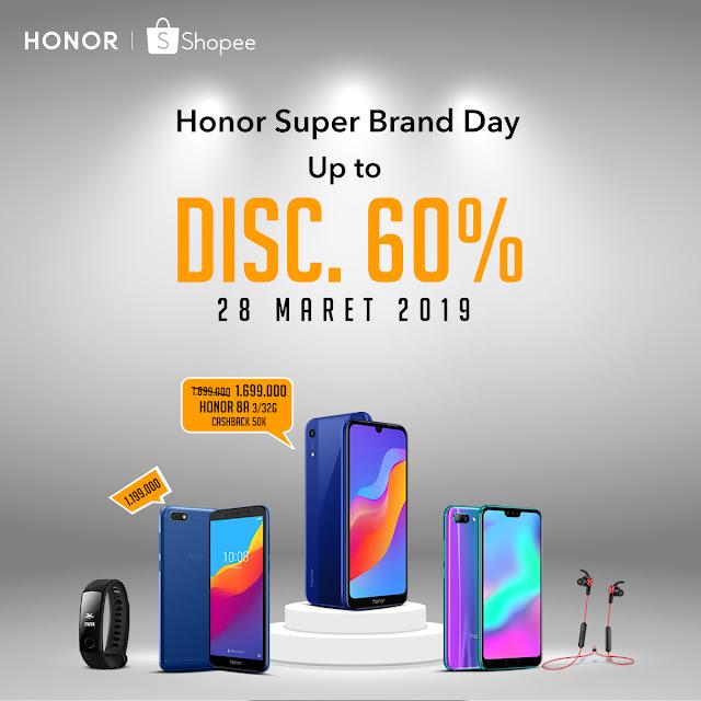 Honor 8A Smartphone yang Cocok Buat Pecinta Musik
