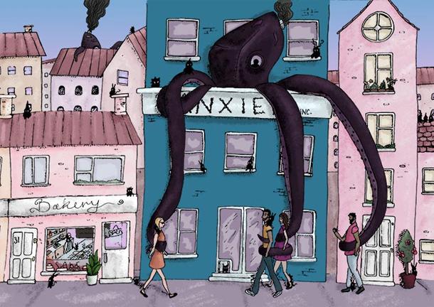 Anxiety Inc